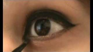 Kareena Kapoor Inspired eye makeup (Qurbaan Kurbaan)