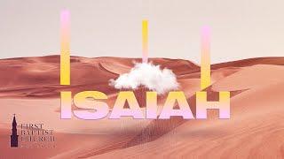 July 5, 2020 - Isaiah