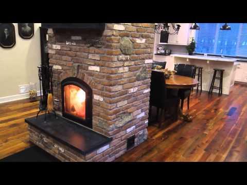 Bend Masonry Heater
