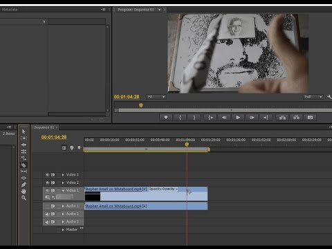 Tutorial: How to export video/pictures as GIF in Premiere Pro CS6 (less than 2 minutes)
