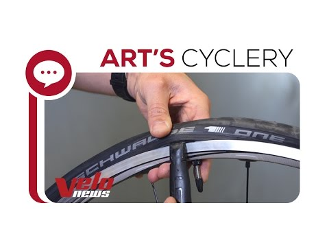 Ask A Mechanic: Tubeless Road Tire Removal