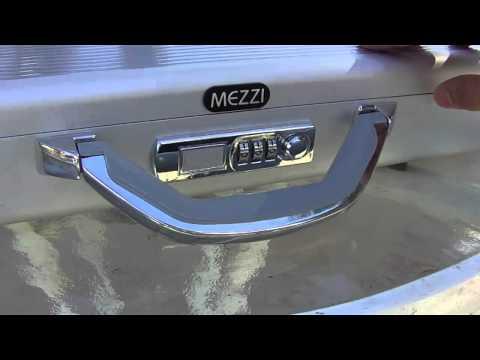 Mezzi LUXslim SD-Aluminum Laptop Briefcase Review