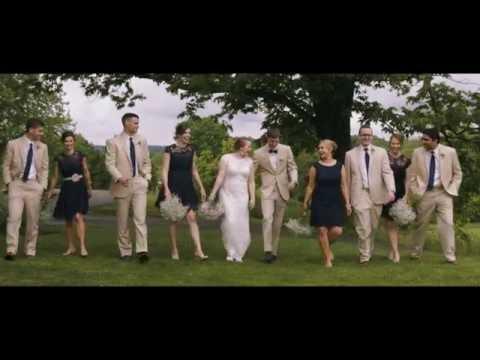 Emily & Eric Horton: Wedding Film in Marietta, OH