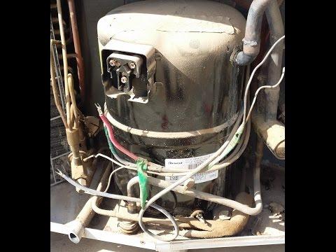 How to Replace an AC Compressor IN URDU/HANDI