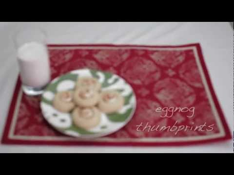 How to Make Eggnog Thumbprints | Cookie Recipe | Allrecipes.com