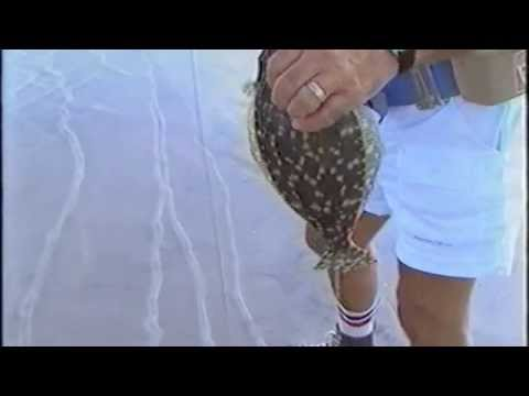 Fly Fishing for Flounder In South Texas