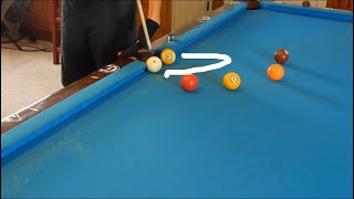 Awkward Shots in Pool that You need to learn