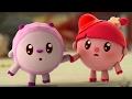 Download  Малышарики - Обучающий мультик для малышей - Все серии подряд -  про  Барашика и Нюшеньку ❤❤❤  MP3,3GP,MP4