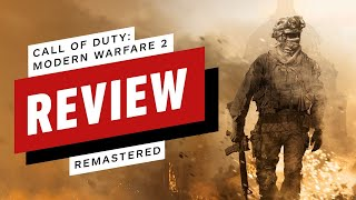 Call of Duty: Modern Warfare 2 Campaign Remastered Review