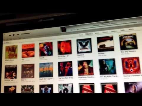 iTunes album shuffle problem