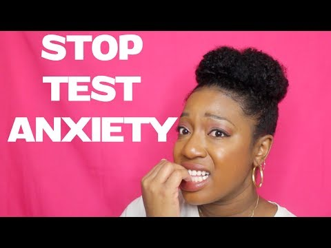 HOW TO STOP TEST ANXIETY IN NURSING SCHOOL & NCLEX | MY TIPS || FEARLESSRN