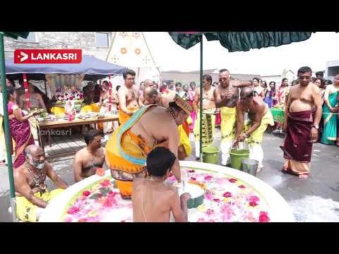 சிறப்பாக நடைபெற்ற செங்காலன் கதிர்வேலர் மகோற்சவம்!