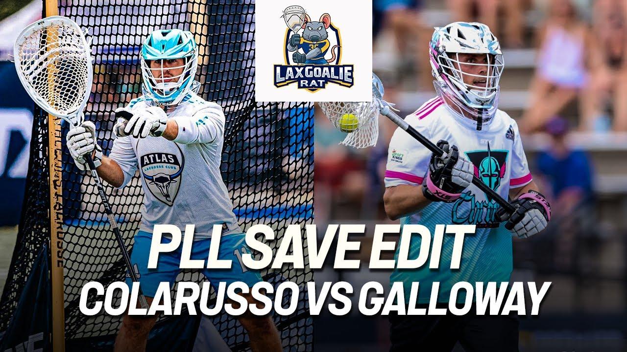 JD Colarusso (Atlas) vs. John Galloway (Chrome) - PLL Save Edit Week 7