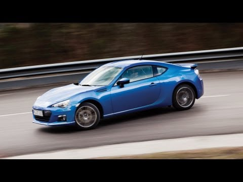 Best Affordable Sports Car: 2013 Subaru BRZ Limited - CAR and DRIVER