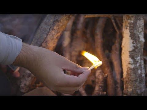 Get Outdoors - Camp Craft - #25 Light a Fire