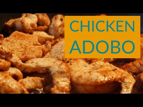 Chicken Adobo Receipt How to cook in the Instant Pot with Rod R Elmore