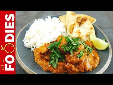 Chicken Tikka Masala Recipe - The GREATEST!
