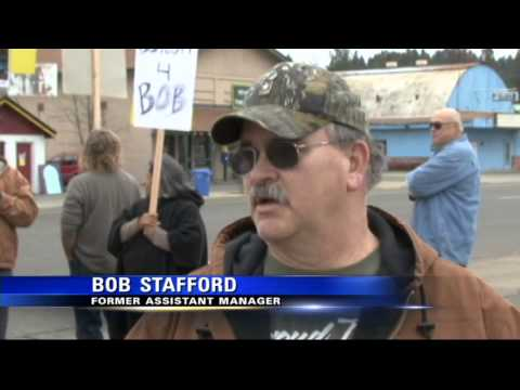 Community Rallies for Laid Off Employee