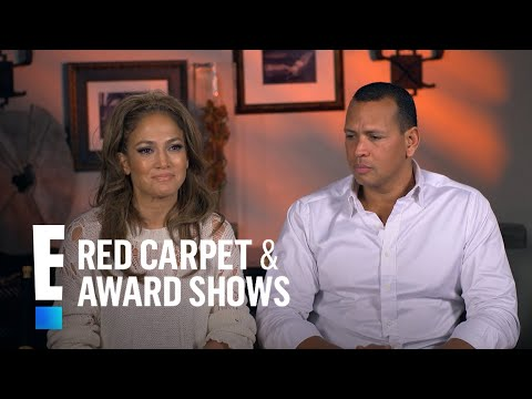 Jennifer Lopez Praises A-Rod for Puerto Rico Support | E! Live from the Red Carpet