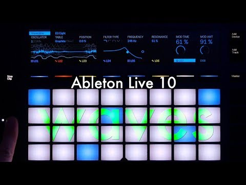 Xxx Mp4 Waves Ableton Live 10 With Push New Sounds Features Impro Sonøren 3gp Sex