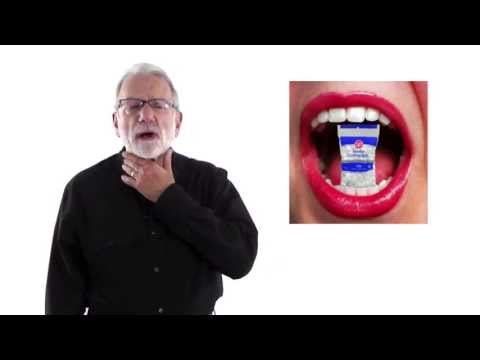 VIDEO #11 - Nuggets to Lesson The Fear of Public Speaking - Cotton Mouth!