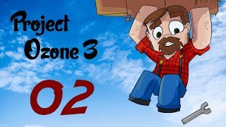 Modded 1 12 Minecraft! Project Ozone 3: Episode 1: No Man is an