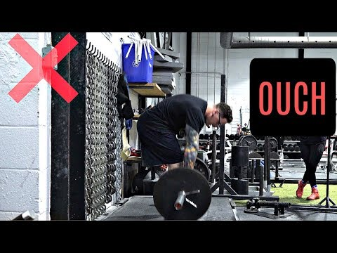 The BEST Deadlift Advice From A World Record Deadlifter (Ft. Calgary Barbell)
