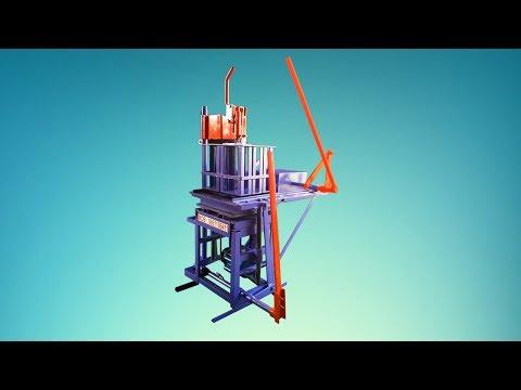 Manual Fly Ash Bricks Making Machine ,balasore, odisha, 9861106411