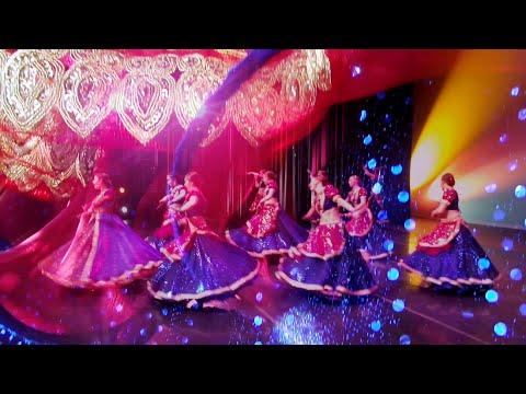 Ram-Leela, Indian Dance Group Mayuri, making of costumes