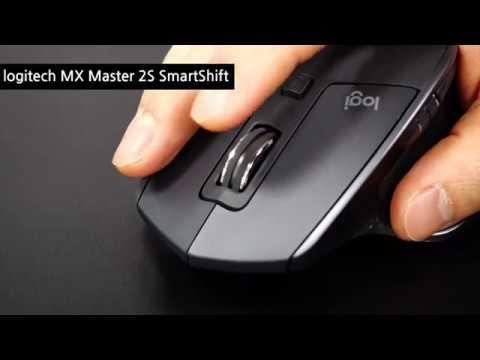 logitech MX Master 2S 버튼 및 기능 / Enuri 리뷰