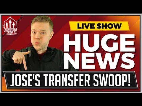 MOURINHO's Barcelona Transfer Shock! Manchester United News