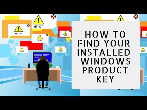 How to Find Your Installed Windows Product Key - Tech Clans