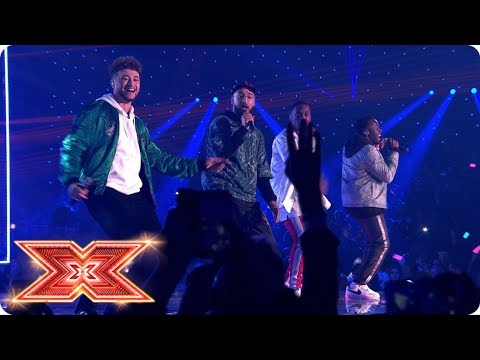 Rak-Su bring Mona Lisa to The X Factor Live Final! | Final | The X Factor 2017