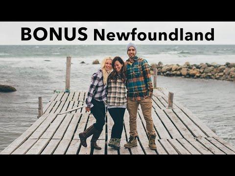 BONUS FOOTAGE: Newfoundland Road Trip