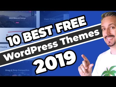 10+ Best Free WordPress Themes for 2018 and Beyond 🚀