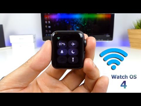 How to Connect to WiFi on Apple Watch Without iPhone 2017