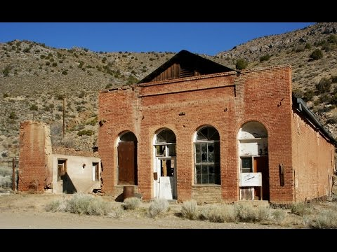 Nevada Gold Mining Camps - Exploring These Old West Hidden Treasures