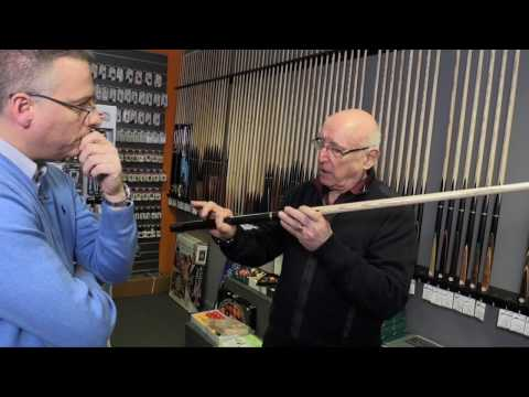 Manufacturing Your New Cue with Cue Craft (Featuring Barry Stark)