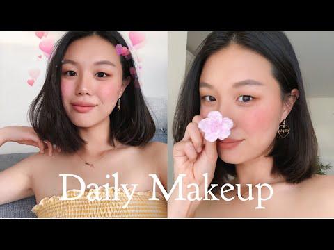Daily Natural Monolid Makeup (no false lashes)