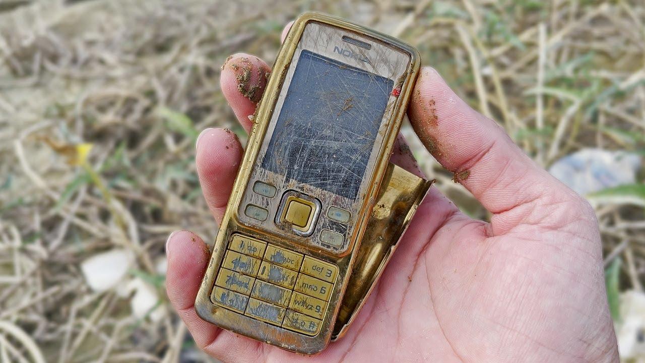 Restore Nokia 6300, Restoring Old Nokia Mobile | Destroyed Phone Restoration, Rebuild Broken Phone