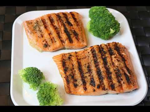 Grilled Salmon Recipe - Easy and Delicious