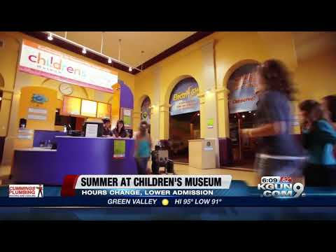 Children's Museum kicks off summer with special deal
