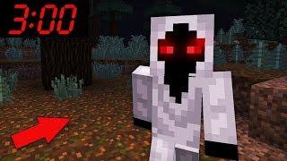 НИКОГДА НЕ ХОДИ ЗА НИМ ПО ЛЕСУ В 3 ЧАСА НОЧИ В МАЙНКРАФТ 100% ТРОЛЛИНГ ЛОВУШКА Minecraft СТРАШИЛКА