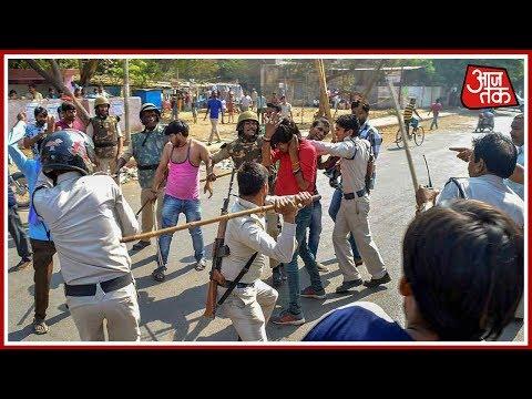 Xxx Mp4 भारत बंद भिंड में कर्फ्यू मेरठ में पुलिस चौंकी फूकि गयी और ग्वालियर में धारा 144 लागू 3gp Sex