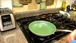 How To Save (re-season) An Orgreenic Pan