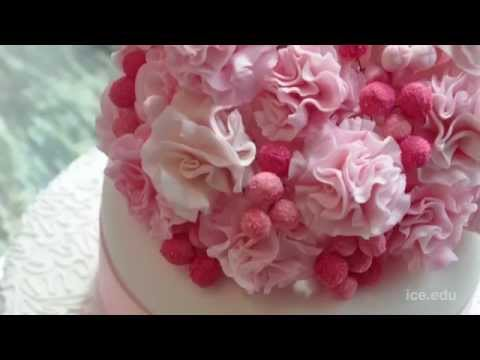 Professional Cake Decorating Program & Techniques at ICE