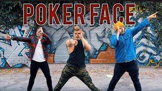 Poker Face - Lady Gaga | Caleb Marshall | Dance Workout