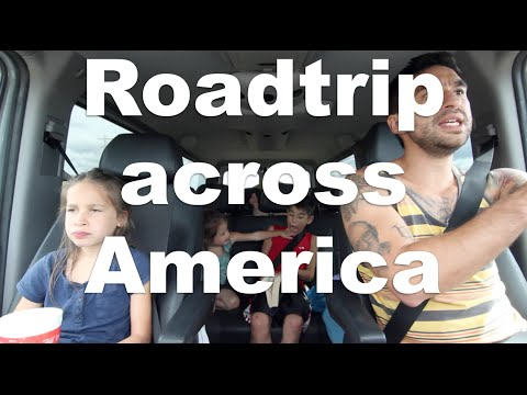 Roadtrip Soundtrack: 3 seconds from every song driving across America