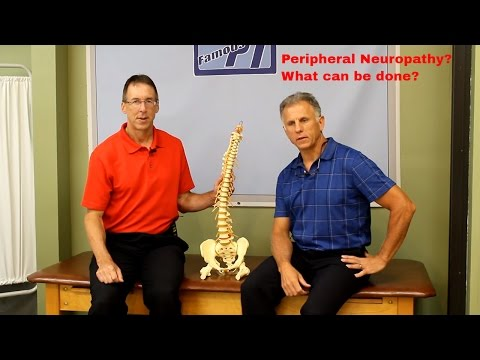 What is Peripheral Neuropathy? What can be done about it?