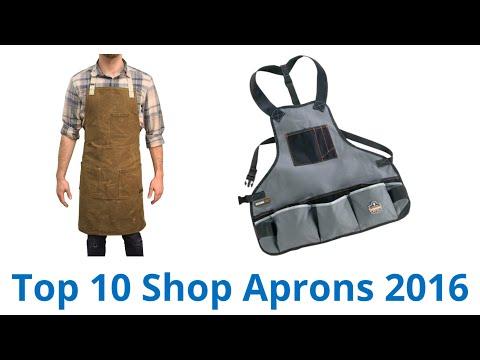 10 Best Shop Aprons 2016
